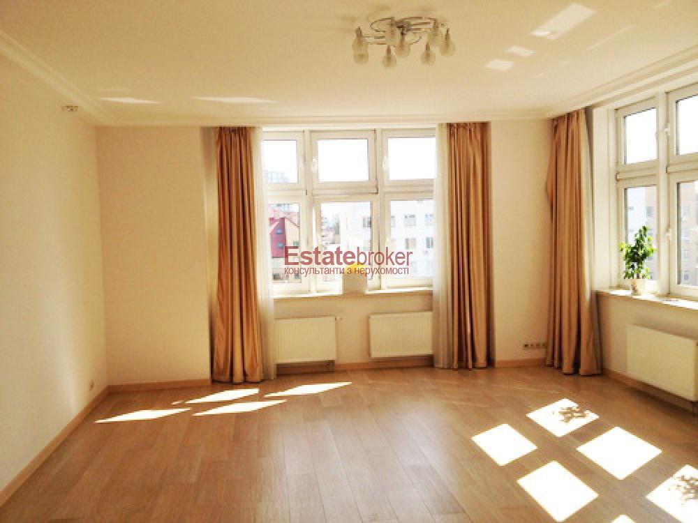 b133ef2bb076 Аренда квартиры без мебели Киев новый дом возле Ботанического сада Ветрова  23а