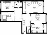 Барбюса ( Тютюнника) 5в сдам квартиру в новом доме возле метро Олимпийская центр Большая Васильковск