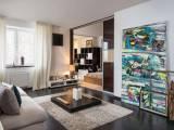 Аренда дизайнерских квартир в Киеве Голосеевская 13а новый дом