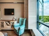 Печерск Скай аренда апартаментов вип уровня в стиле модерн Pechersk Sky Струтинского