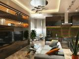 Дизайнерская квартира в Киеве снять квартиру вип уровня Покровский посад Глубочицкая 32