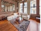 Аренда апартаментов в индустриальном стиле квартира в стиле лофт Киев сдам 360 кв.м. Институтская