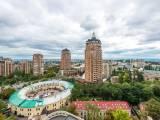 Щорса 44а ЖК Панорама аренда видовой квартиры вип уровня без комиссии